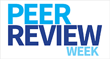 Peer Review Week image